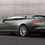 Aston Martin Rapide shooting brake