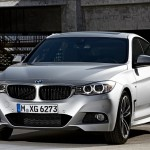 BMW Serie 3 GT frontal