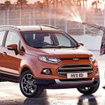 Ford EcoSport frontal