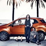 Ford EcoSport lateral