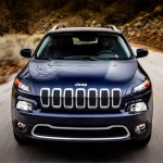 Jeep Cherokee 2013 frontal