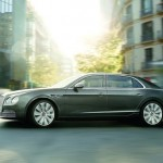 Nuevo Bentley Flying Spur lateral