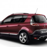 Renault Scenic XMOD trasera