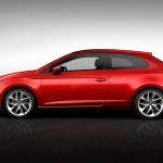 SEAT Leon SC lateral