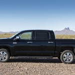Toyota Tundra 2013 lateral