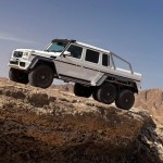 Mercedes-Benz G63 AMG 6x6 Concept lateral