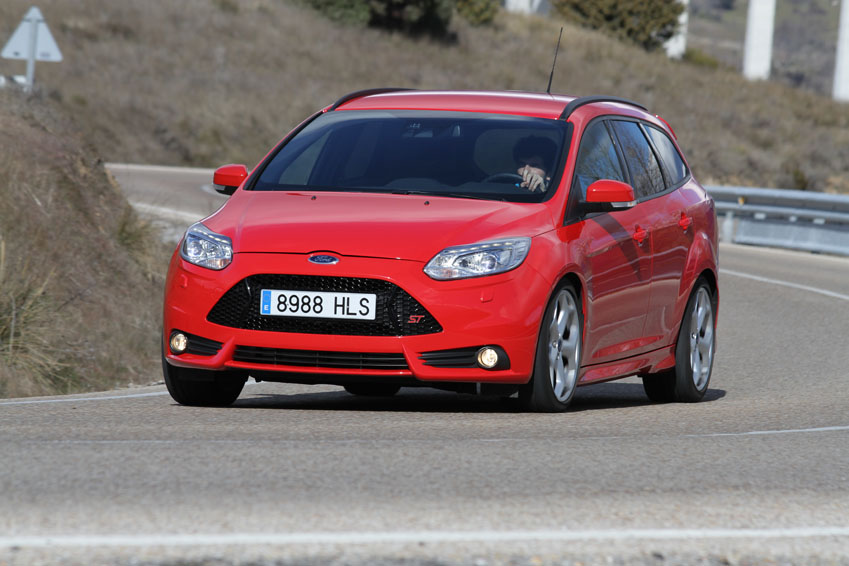 Prueba Ford Focus ST Sportbreak (14)