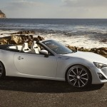 Toyota FT-86 Open Concept lateral