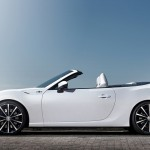 Toyota FT-86 Open Concept perfil