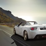 Toyota FT-86 Open Concept trasera