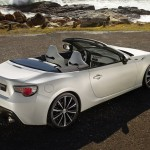 Toyota FT-86 Open Concept zaga