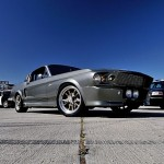 Ford Mustang Eleanor delantera