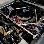 Ford Mustang Eleanor motor V8
