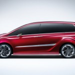 Honda M Concept lateral
