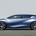 Nissan Friend ME Concept lateral