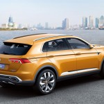 VW CrossBlue Coupe Shanghai 2013