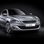 Peugeot 308 2013 frontal