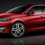 Peugeot 308 2013 lateral