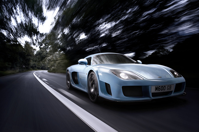 10 coches mas rapidos Noble M600