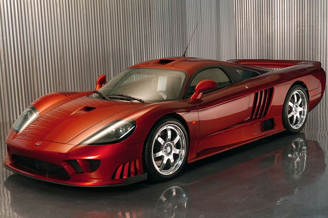 10 coches mas rapidos Saleen S7 Twin Turbo