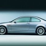 BMW M3 CSL lateral estudio
