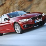 BMW Serie 4 Coupe movimiento