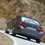 BMW Serie 4 Coupe trasera