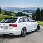 Audi ABT AS6-R, 600 CV y 310 Km/h