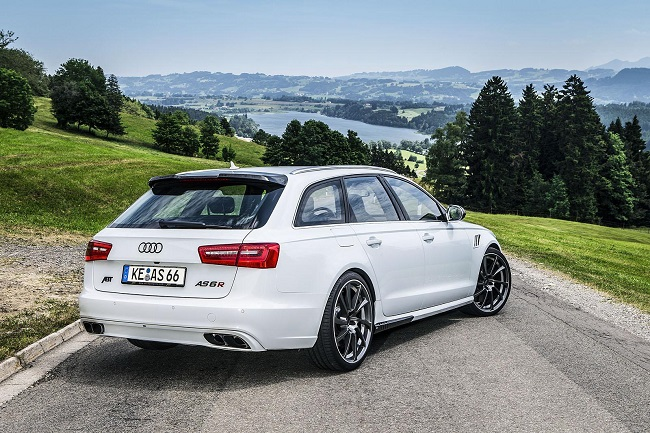 ABT Audi AS6-R trasera