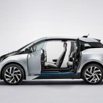 BMW i3 lateral