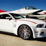 Mustang GT US Air Force Thunderbirds Edition