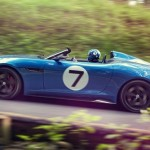 Jaguar Project 7 Concept latera
