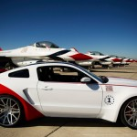 Ford Mustang Thunderbirds