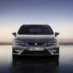 SEAT Leon ST frontal