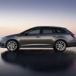 SEAT Leon ST lateral