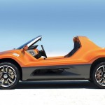 Volkswagen Buggy Up lateral