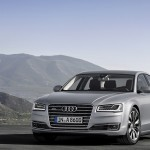 Audi A8 2013 frontal