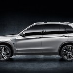 BMW Concept X5 eDrive  lateral