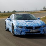 BMW i8 produccion cara