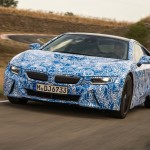 BMW i8 produccion morro