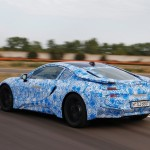 BMW i8 produccion zaga