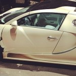 Bugatti Veyron accidente portada