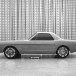 Ford Mustang Concept biplaza de 1964