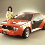 Ford Mustang RSX Concept de 1980