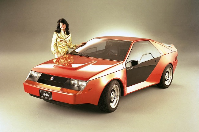 Ford Mustangs That Never Were: 1980 Mustang RSX concept