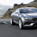 Volvo Concept Coupe frontal