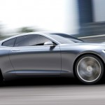 Volvo Concept Coupe lateral
