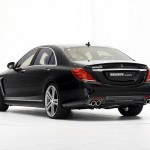 Brabus 850 Biturbo iBusiness rear