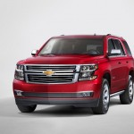 Chevrolet Tahoe frontal