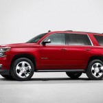 Chevrolet Tahoe lateral
